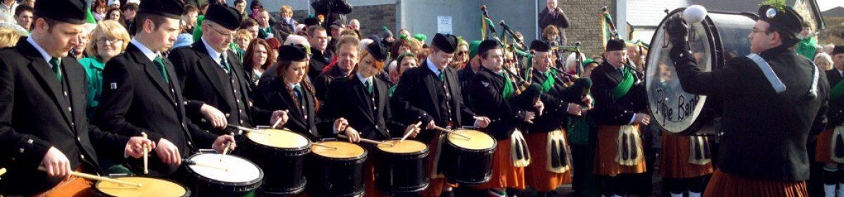 Dooagh Pipe Band